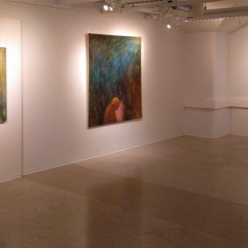 Teoksen nimi: Näyttelynäkymä 2 Pääsiäinen Johann Sebastianin kanssa