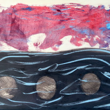 Name of the work: Kolme lohikäärmeen munaa