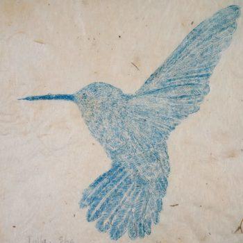 Name of the work: Colibri II