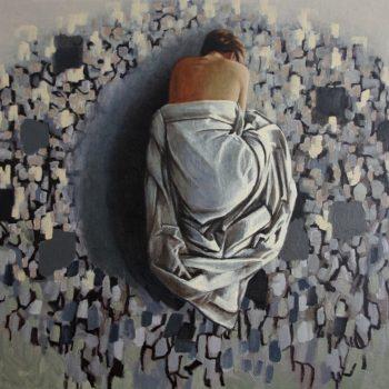 Teoksen nimi: Hiljainen melankolia / Quiet Melancholy