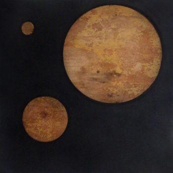 Name of the work: Maisema aurinkokunnasta