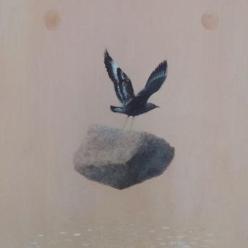 Teoksen nimi: Merkillisen vahva lintu