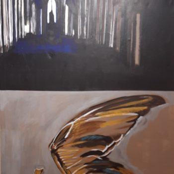 Teoksen nimi: Broken wing
