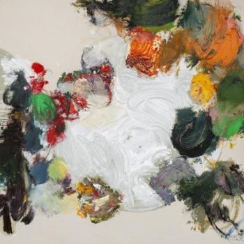 Name of the work: Valkoinen peili