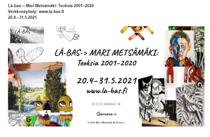 Verkkonäyttely  www.la-bas.fi
