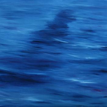 Teoksen nimi: Siniset aallot