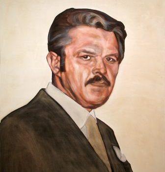Teoksen nimi: Isä (1935-1985)