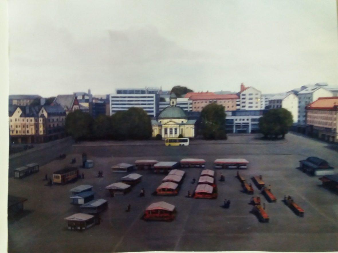 Turun kauppatori 2017
