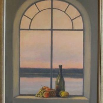 Teoksen nimi: Ikkuna merelle