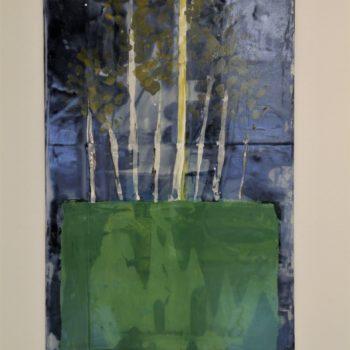 Teoksen nimi: Pohjoinen valo: Kevällä (Northern Light: In the Spring)