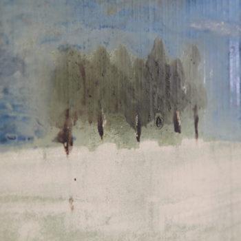 Teoksen nimi: Pieni metsä (A Small Forest)