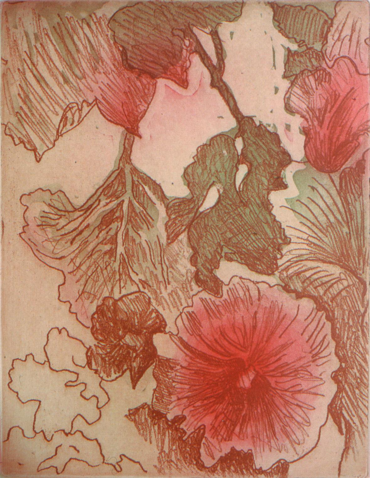 Tapettikukka / Wallpaper Flower
