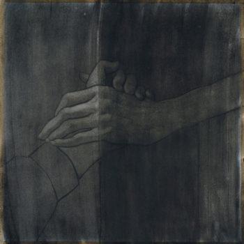 Teoksen nimi: Sarjasta kädet III