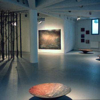 Teoksen nimi: Näyttely Suonenjoen Kellarikalleriassa vuonna 1994
