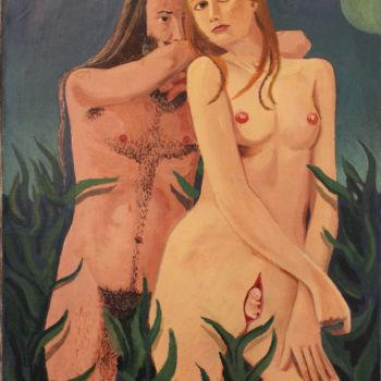 Teoksen nimi: Aatami ja Eeva jälkeen syntiinlankeemuksen