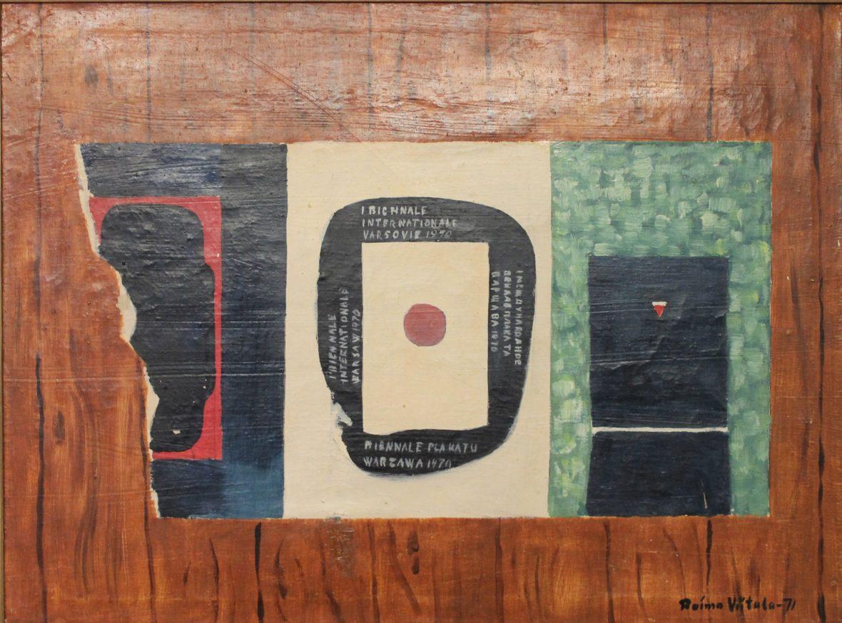 Biennale internationale Varsova 1970