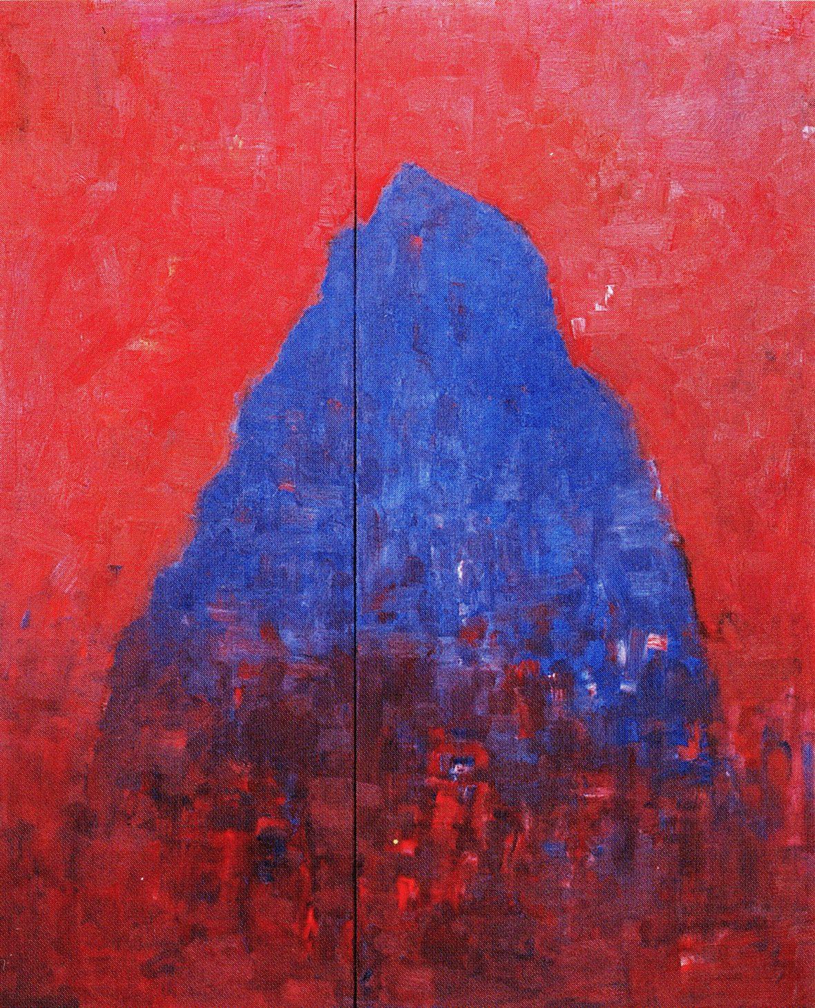 Sininen vuori
