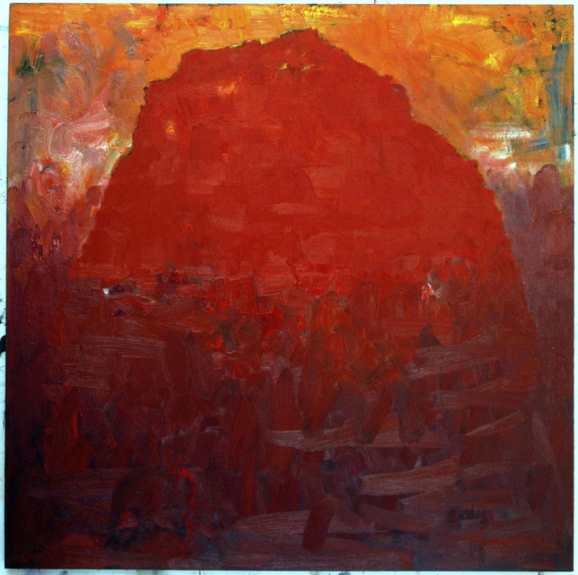 Punainen vuori