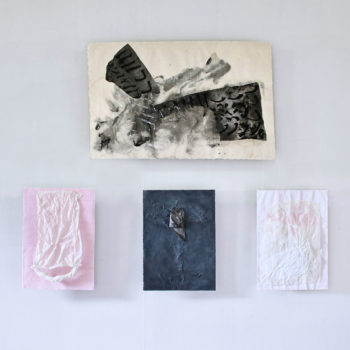 Teoksen nimi: La vie en rose et noir & Fractures | Murtumia