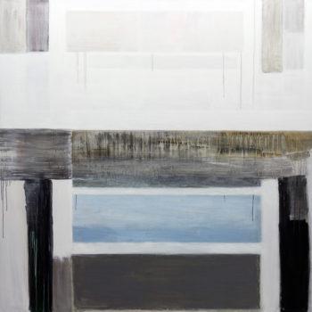 Teoksen nimi: Tunnustuksia (III): Konstruktivistinen maisema | Confessions (III): Constructivist Landscape