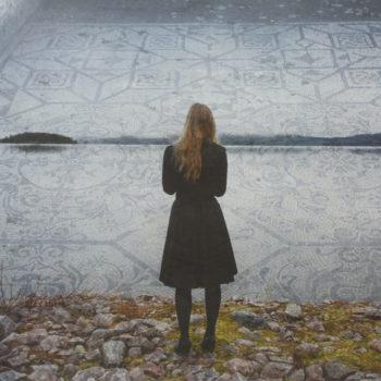 Teoksen nimi: Livian Talo, mosaiikkityttö