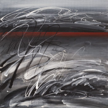 Name of the work: And Raised up a Stormy Wind
