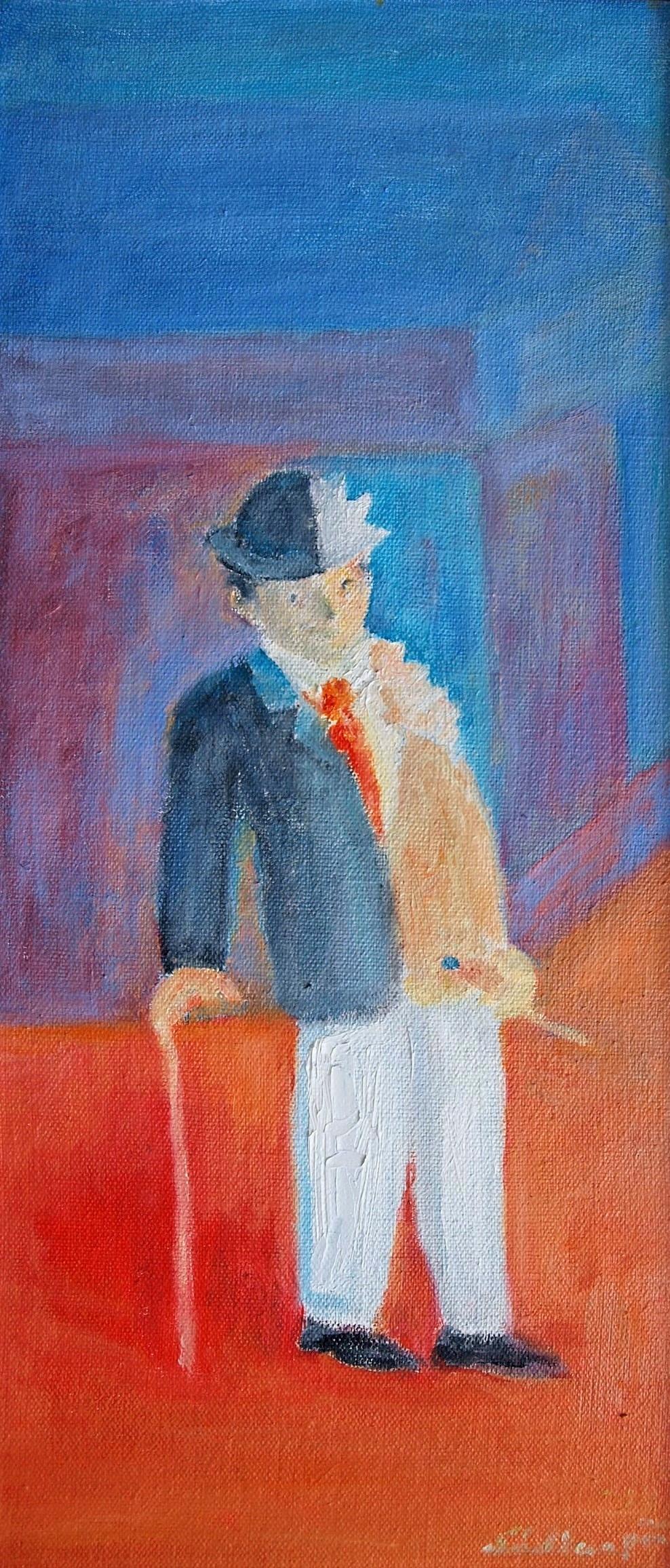 Taiteilija ja porvari/The artist and bourgeois