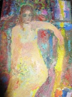 Name of the work: Vierailija