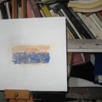 Name of the work: Puupiirros, sarjasta fragmentteja, (Isoäidin tarina 1)
