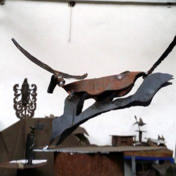 Teoksen nimi: Härkä 2 – Bull 2