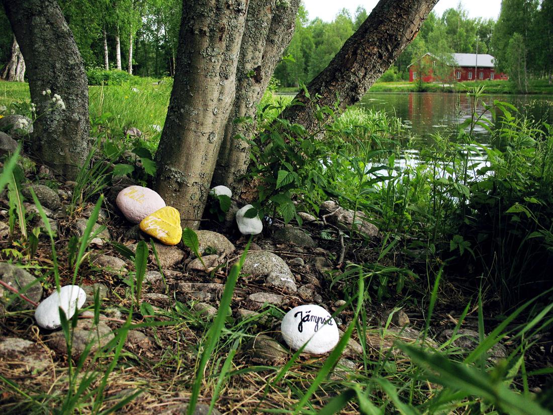 Jämpsän kivet / Stones of Jämpsä
