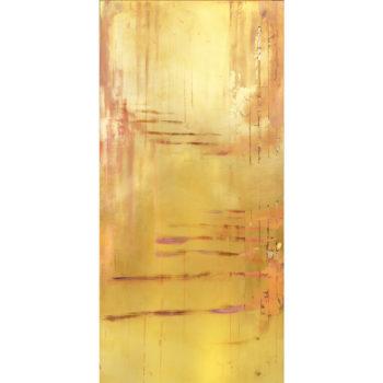 Teoksen nimi: Kultaporras/Gold stairs