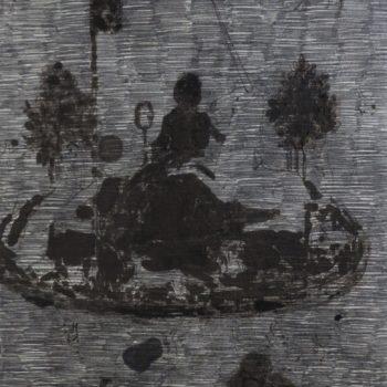 Teoksen nimi: Näkö/ La Vue