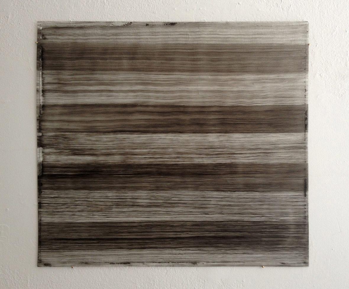 Contemplation painting (Radio Baghdad – Patti Smith 2004) I