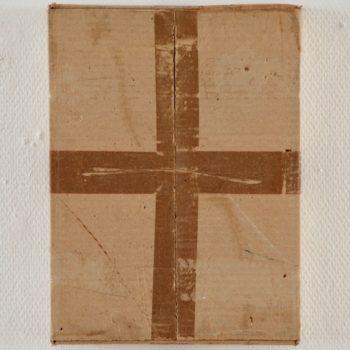 Teoksen nimi: Seitsemän kontemplaation kohdetta: Köyhän ikoni (Veikko ja Lahja Hurstin työlle)