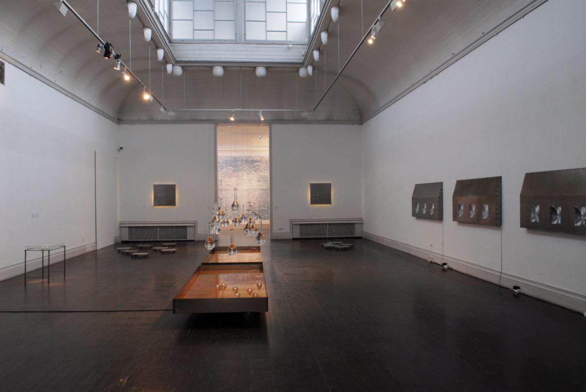 Helsingin Taidehalli, Viisi huonetta – näyttely