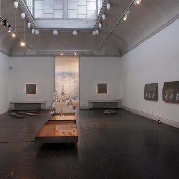 Name of the work: Helsingin Taidehalli, Viisi huonetta – näyttely