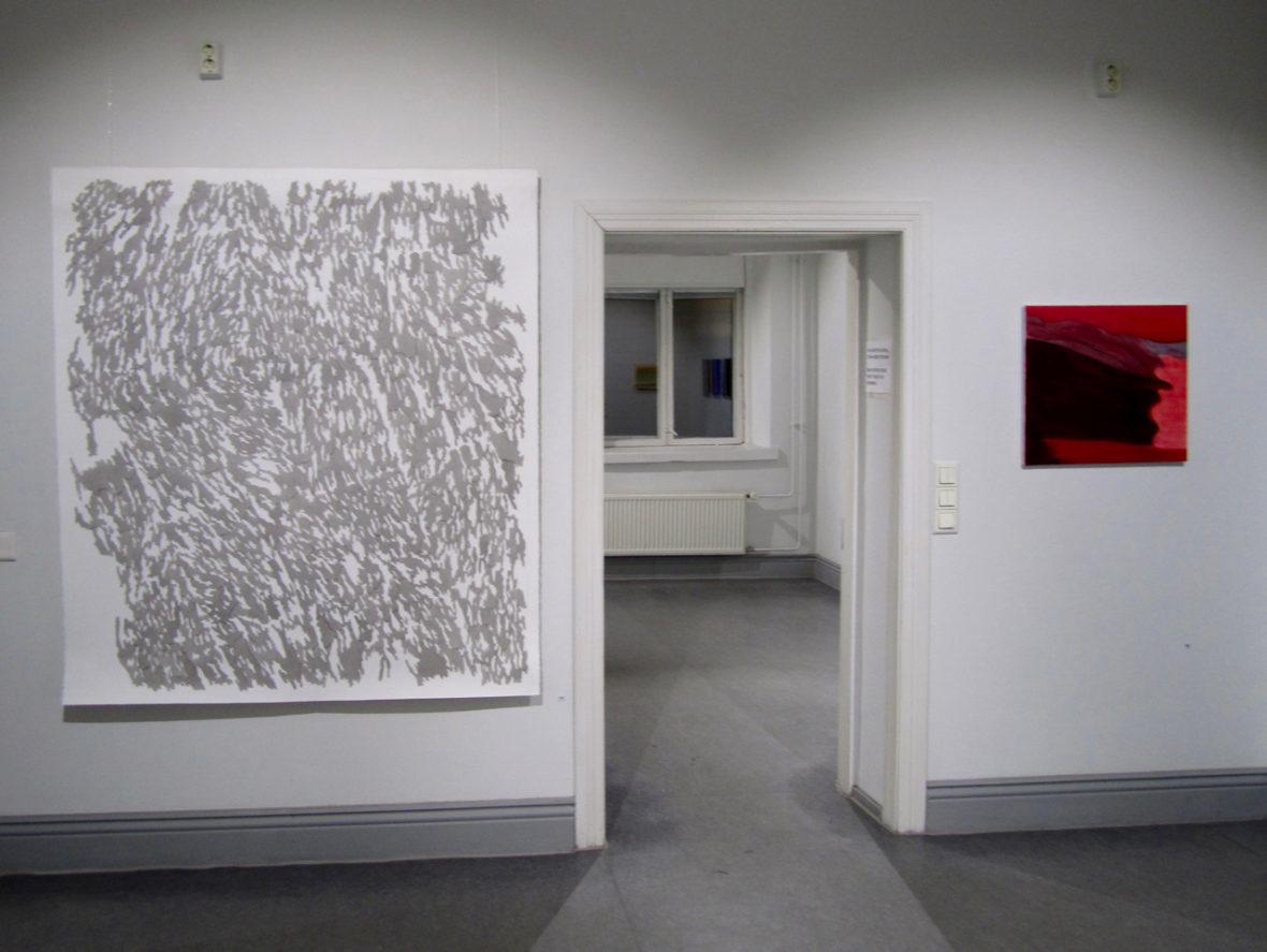 näkymä näyttelystä 2019