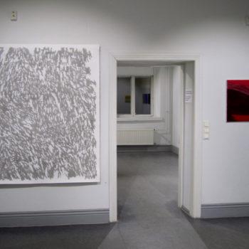 Teoksen nimi: näkymä näyttelystä 2019