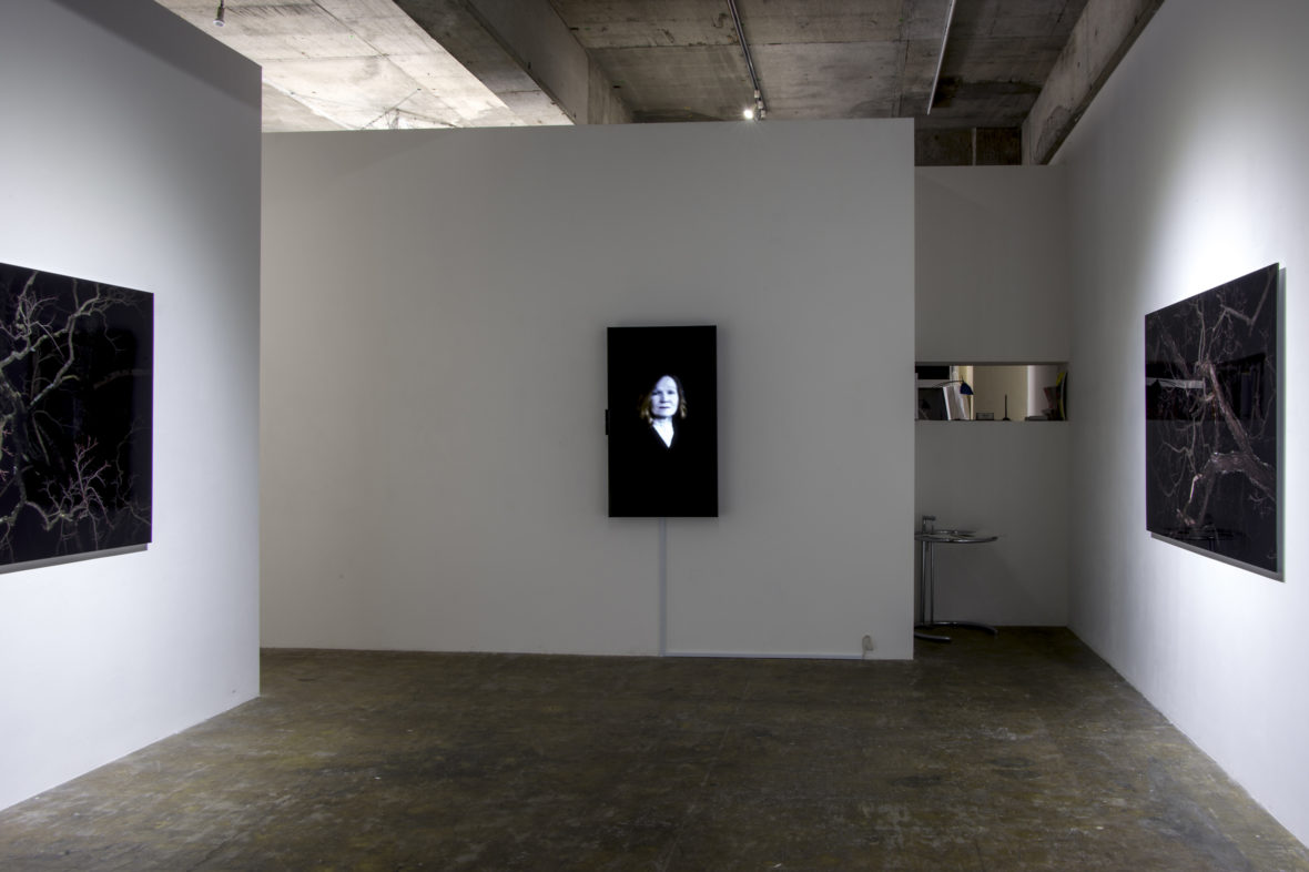 """Circles"", Yumiko Chiba Associates Viewing Room, Tokio 2015."