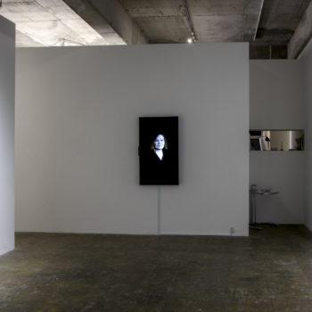 """Teoksen nimi: """"Circles"""", Yumiko Chiba Associates Viewing Room, Tokio 2015."""