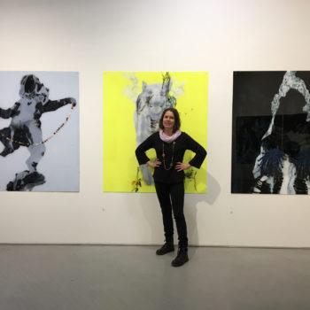 Teoksen nimi: Vallanjako, tm-gallery Hesinki, 2017