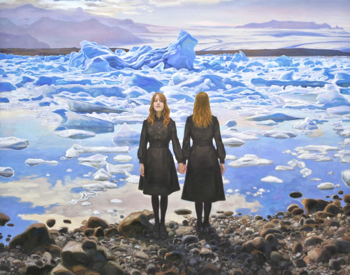 Kaksoset jäätikön reunalla, 2015