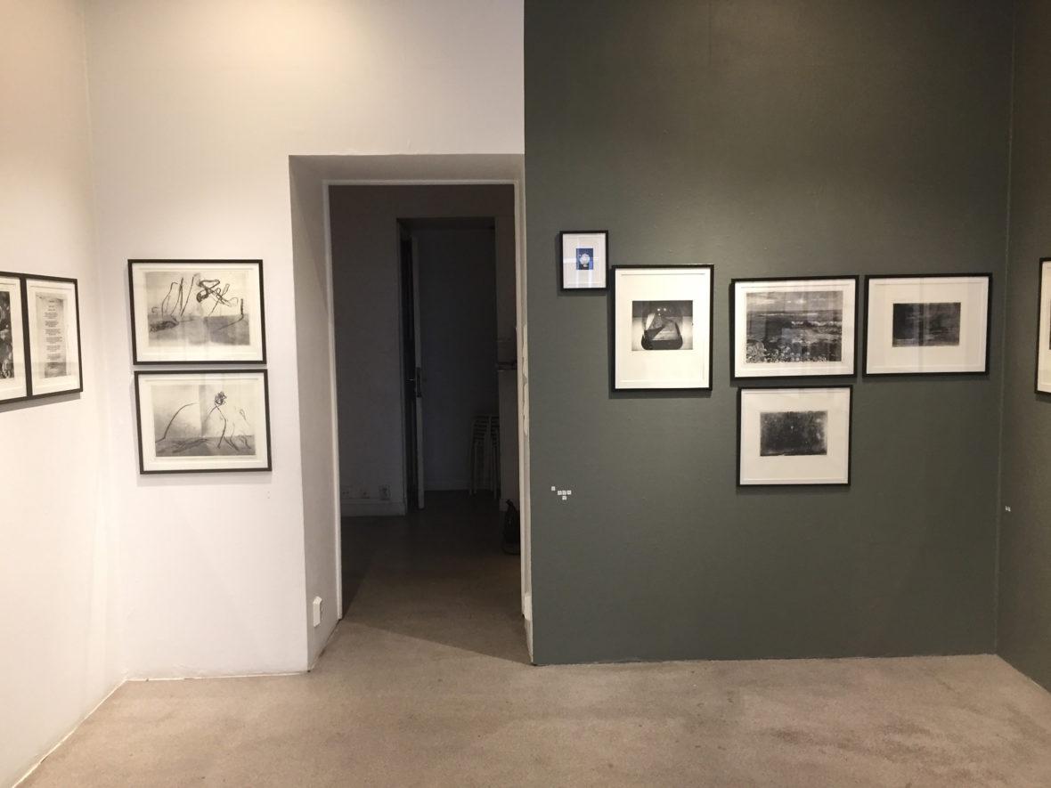 Näkymä näyttelystä Lowlands 2018