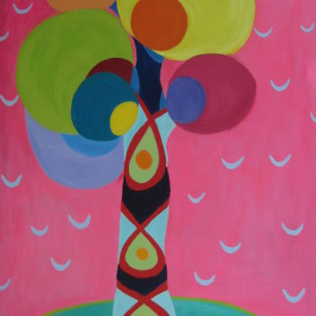 Teoksen nimi: Elämänpuu – Tree of Life