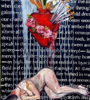 Teoksen nimi: Pahan kukat/ Les fleurs du mal