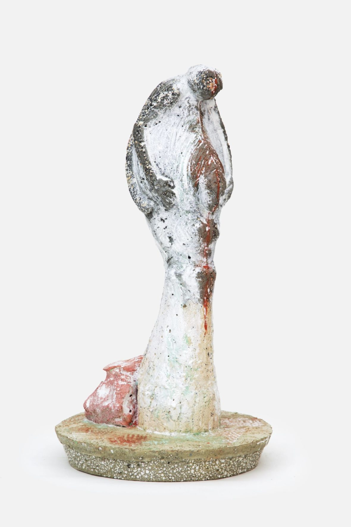 Taakan kantaja (taiteilija) / Burden bearer (Artist)