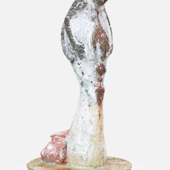 Teoksen nimi: Taakan kantaja (taiteilija) / Burden bearer (Artist)