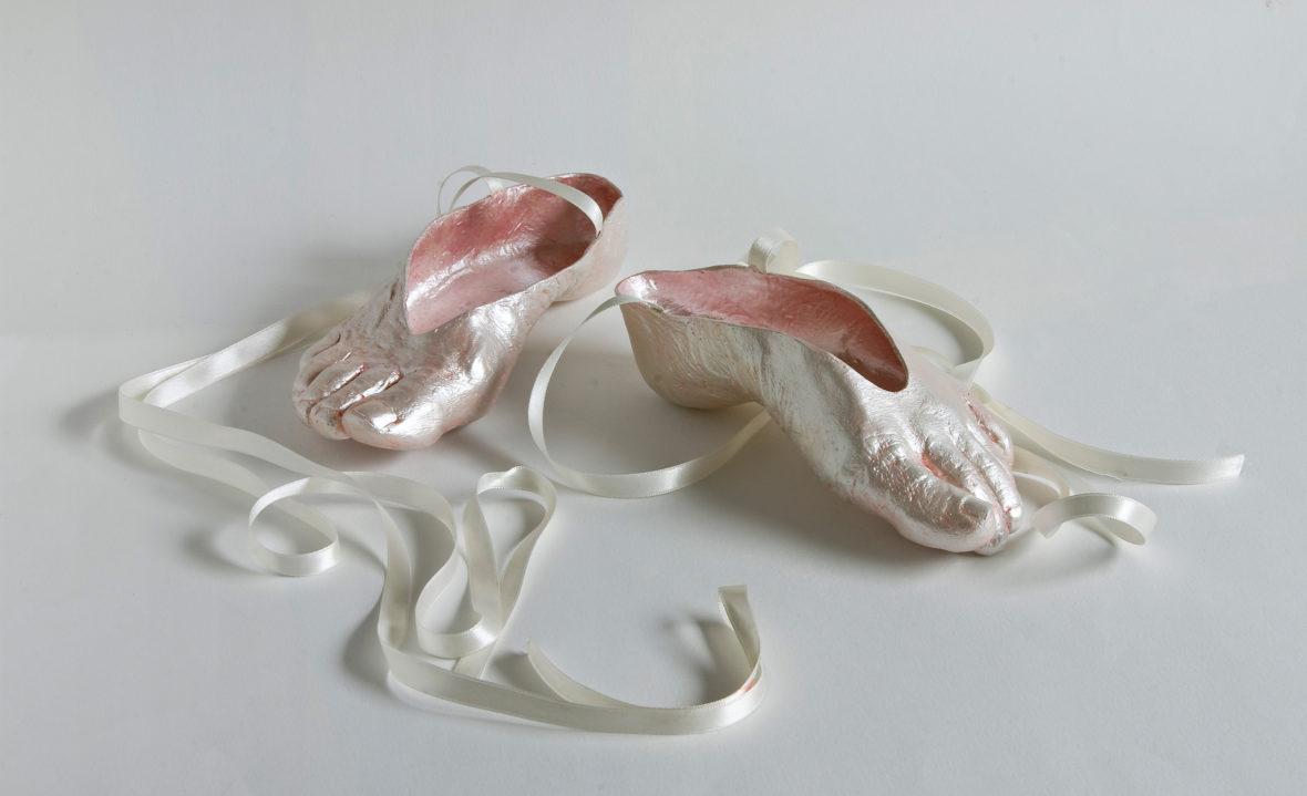 Sarjasta Anatomisia kenkiä: Balettitossut