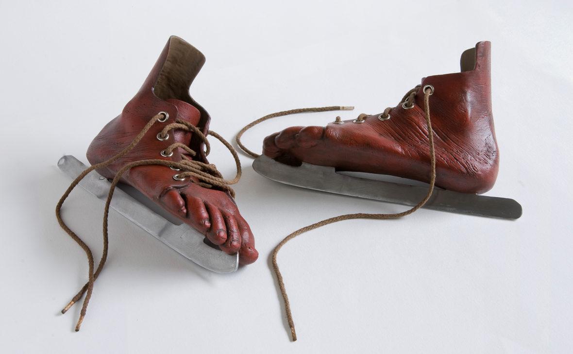 Sarjasta Anatomisia kenkiä: Hokkarit